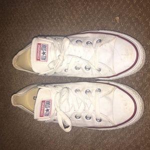 Low top Converse